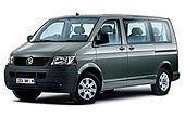 Renta de auto Standard Van en Zona Hotelera de Cancún