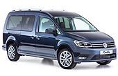 Renta de auto Intermediate Van en Caccún