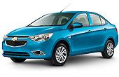 Chevrolet Aveo 2016 Automática