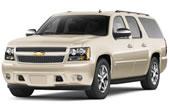 Chevrolet Suburban 4x4 7pax 2013 Automática