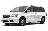Chrysler Town & Country 2016 Automática