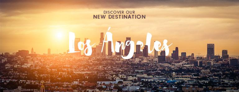 Los Angeles Car Rental California